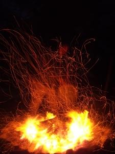 Die Kraft des Feuers