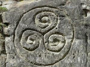 Symbol Triskele
