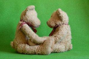 Teddys als Symbol für das innere Kind